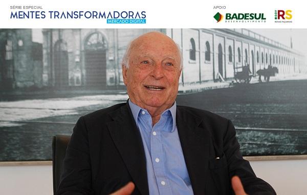 47b94fc80 Ou nos tornamos ágeis para atender as mudanças, ou não sobreviveremos, diz  Gerdau. Empresário diz que a modernização dos governos só vai acontecer com  ...